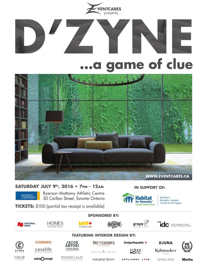 D'ZYNE Event